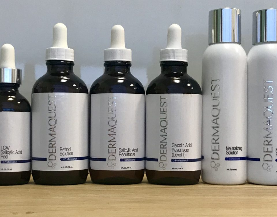 dermaquest peelings